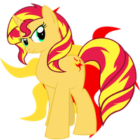 ::Sunset-Shimmer:: by Phantomcat93