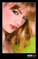 Sugar Lips by AlterEgoPhotography