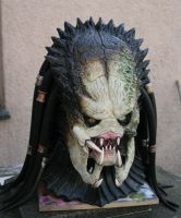 Completed WOLF Predator Mask. by Usurp73