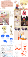 HUGE HOMESTUCK ART/DUMP 1 by LaWeyD