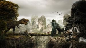 King Kong by hankep
