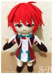 Hinoka - Fire Emblem Plushie by renealexa-plushie