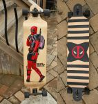 Deadpool Longboard by MJP67