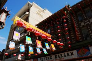 Chinatown by carolmanachan