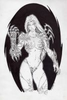 Witchblade by Kid-Destructo