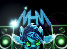 DJ MHM gift by wave-line