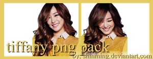 Tiffany png pack by ShinMing