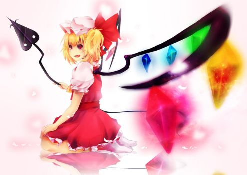 ~  Flandre ~ by Naiichie
