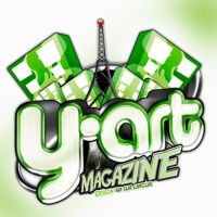 y-Art Magazine Logo by luh-yart