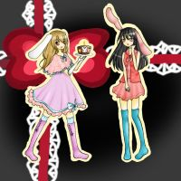 Happy Birthday Bunny chan~~~ by Jenelim