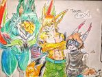 Team Fish by XBloodClash-mumblesX