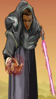 The Dark Jedi by PeaceEatter