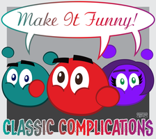 Classic Ch.16 - MAKE IT FUNNY by simpleCOMICS
