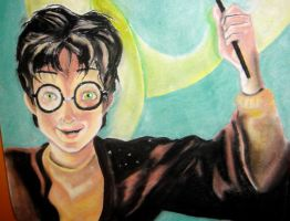 Harry Potter Pastel by TheScarecrow6