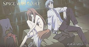 Spice and Wolf Poster by Acacia-Gaves