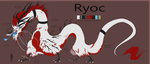 Ryoc Reference Sheet by Ink-Leviathan
