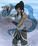 The Art Of Waterbending by Effily