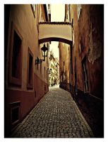 Prague streets 3 by Csipesz