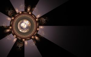 Fractal Seven by barefootphotos
