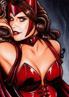 Scarlet Witch by Trev--Murphy