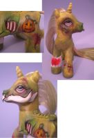 My Little Pony Zombie Corpsey by eponyart