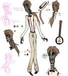 Appaloosa Ref by tricksterwolf13