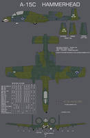 A-15C Hammerhead by lonewolf3878