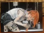 Hayley Williams drawing by MelieseReidMusic