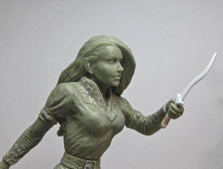 Fables, Bellflower 2, wip by LocascioDesigns