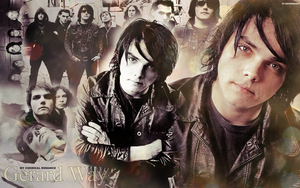 Gerard Way wallpaper 029 by saygreenday