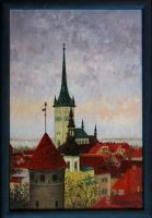 Old Tallinn - 2 by RandomSearcher