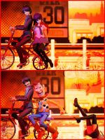 Woodymonogatari Part II by theonecam