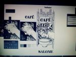 Cafe Salome WIP by roberlan