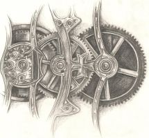 Cogs by Dragon-Ling