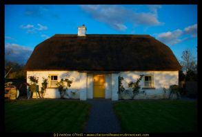 Legan Heritage Cottage Ireland by fluffyvolkswagen