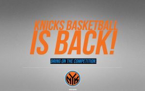 New York Knicks Wallpaper by IshaanMishra