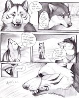 Wolf's Rain Next Generation358 by NatsumeWolf