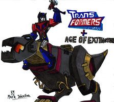 TF Animated - Age of Extinction by KrytenMarkGen-0