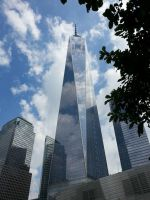 One World Trade Center by Andrew17