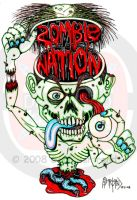 Zombie Nation by Dr-Twistid