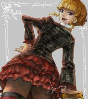 Umineko - Beato by Hooooon