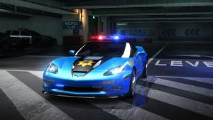 chevy corvette police. NFS 2 by daz1200