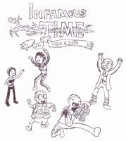 Infamous Time by Cerberus123