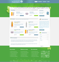 Webdesign Pharmacie by Neweb-Design