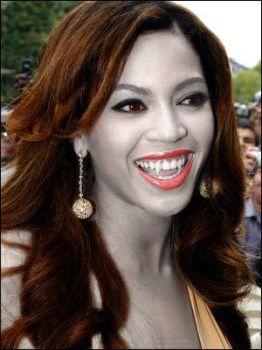 Beyonce Knowles: Vampire by Superlindz
