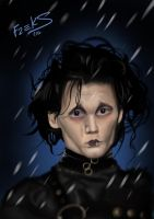 Edward Scissorhands by Freksama