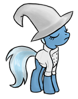Trixie Chef by Tetrapony