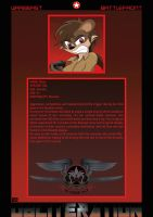 Character bio- Roza by GoneIn10Seconds