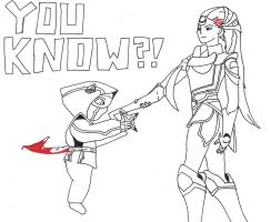 You know?! by Kickgirl52