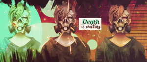 Death. is waiting. by brootalz